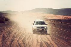 Desert Road Rally - Quarzazate, Morocco