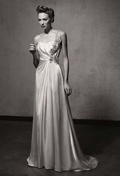 Lusan Mandongus Wedding Dresses - Teokath of London - www.teokath.co.uk