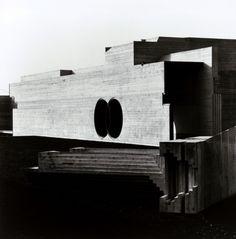 Complesso monumentale Brion a San Vito d'Altivole di Carlo Scarpa