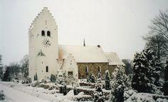 Grønbæk Kirke (Sct. Andreas) Silkeborg, Denmark