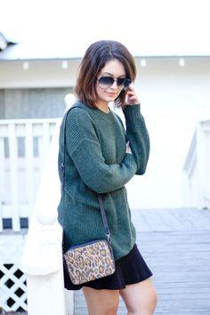 mockneck sweater und