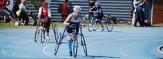 Resultado de imagen para cerebral palsy sports