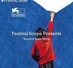 El Festival de Cine de Venecia tiene una sala web! #cine