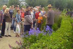 Rondleiding in de Botanische Tuinen