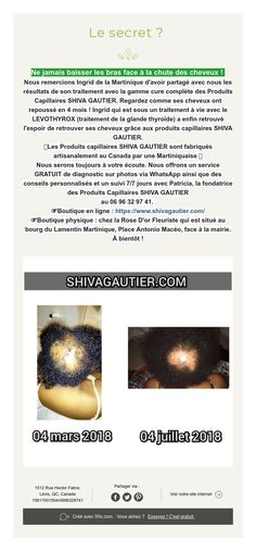 Biologique, Hair Loss, Hair Products