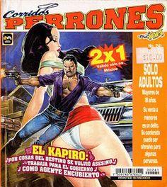 ¡Historietas Perversas!: Corridos Perrones, No. 241