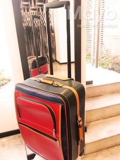 """KSLinfinitysuitcase Maybe """"Genuine Leather"""" HIGH COUTURE DESIGN carry on luggage - http://oleantravel.com/kslinfinitysuitcase-maybe-genuine-leather-high-couture-design-carry-on-luggage"""