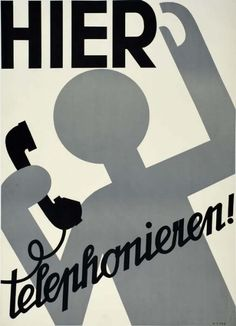 Otto Baumberger. Use the phone!