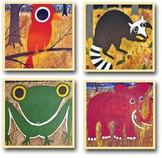 4 Pieces by Cornbread