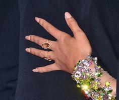 Pin for Later: Die schönsten Taschen, Schuhe und Schmuck der Met Gala Beyoncé