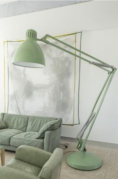 BAXTER Great JJ Floor Lamp