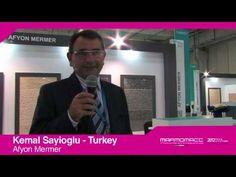 Marmomacc 2012: Kemal Sayioglu interview (Afyon Mermer, Turkey)
