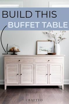 Diy Furniture Tutorials, Diy Furniture Plans Wood Projects, Diy Home Decor Projects, Woodworking Projects Diy, Furniture Makeover, Home Furniture, Furniture Design, Woodworking Plans, Handmade Furniture