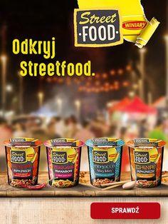Street food dania instant