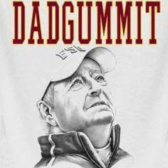 My IDOL. Dadgummit #FSU #bobby #bowden