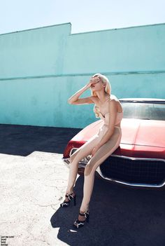 #editorial #photography #model Angel Rutledge for Le Mile by Adeline Wohlwend
