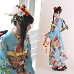 Modern Kimono - Kimonomachi