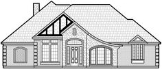 P2837L | Texas House Plans - Over 700 Proven Home Designs Online by Korel Home Designs