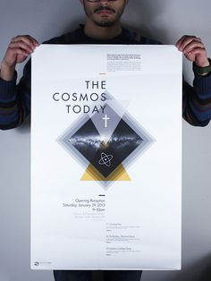 Space 101 Conference Posters on Behance