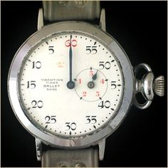 Gallet Chronograph Watch - MultiChron Yachting Chronograph