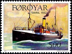 De postzegels van Faroer in 1999