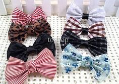 Wholesale New arrival - Girls' Hair clips Hairband Hair Accessories Korean ribbon bow bows, Free shipping, $0.57-0.68/Piece | DHgate