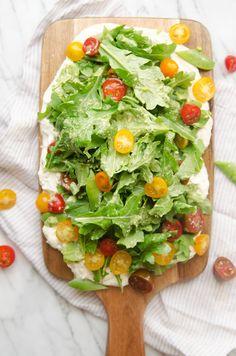 Giada's Whipped Ricotta Salad | Giada De Laurentiis