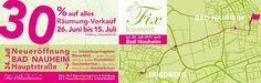 Fix kommt nach Bad NauheimAm 24. Juli ist es soweit. Denn an diesem Tag eröffnet Fix Schreibwar