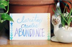 Thrift Core: Clarity Creates Abundance. I Went Broke Before the...