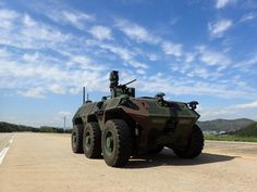 Hanwha Defense | Completion of 6×6 Unmanned Surveillance Vehicle