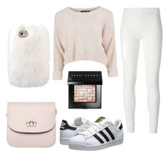 """Casual but Fabulous"" by joy-childs on Polyvore featuring Rick Owens Lilies, adidas Originals and Bobbi Brown Cosmetics"