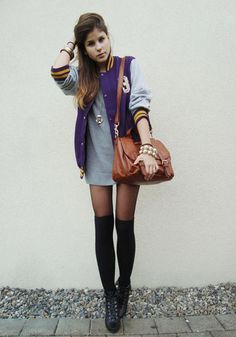 TAKE YOUR SWEATER OFF IN THE SUMMER, SPRING AND FALL (by M. K.) http://lookbook.nu/look/1272042-TAKE-YOUR-SWEATER-OFF-IN-THE-SUMMER-SPRING-AND-FALL