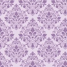 Find Damask Seamless Pattern Design Vector Illustration stock images in HD and millions of other royalty-free stock photos, illustrations and vectors in the Shutterstock collection. Purple Wallpaper, Wallpaper Backgrounds, Bamboo Wallpaper, Cheap Wallpaper, Laura Ashley, Background Patterns, Pattern Paper, Pattern Wallpaper, Vintage Flowers