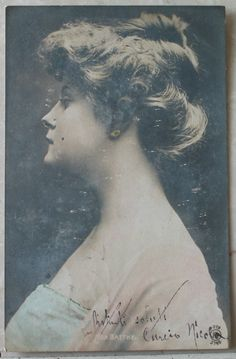 1904 Ada Battke  R.R. 228 3799 cartolina postale con francobollo Italia da 2 cent.