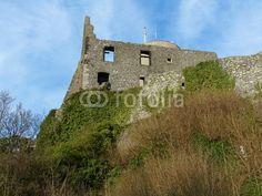 Ruine der Burg Gleiberg in Wettenberg Krofdorf-Gleiberg bei Gießen in Hessen Berg, Castles, Monument Valley, Germany, Gardens, City, Travel, Ruins, Hessen