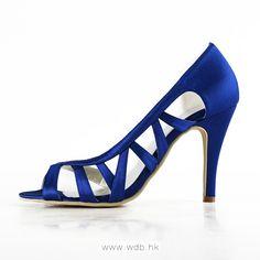 """Fashionable 3.5"""" Straps Peep-toe Sandals - Party shoes (11 colors) $64.98"""