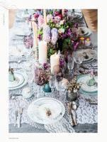 Decoration cérémonie, ceremonie mariage, mariage dentelle. Lace ...