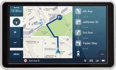 car navigation HMI - Google 검색