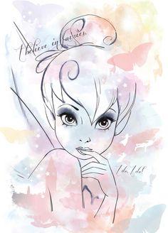 I believe in fairies...