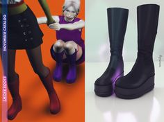 Sims 4 Mods Clothes, Sims 4 Clothing, Sims Four, Sims 4 Mm Cc, Sims 4 Cas, My Sims, The Sims 4 Packs, Sims 4 Characters, Sims 4 Cc Shoes