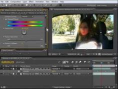 Creating a Ghost Effect in After Effects
