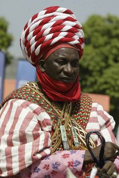 Africa. The Hausa people