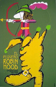 Eduardo Munoz Bachs, El Pequeño Robin Hood, 1978