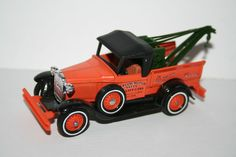 Matchbox Models of Yesteryear Y7 1930 Model A Ford Wreck Truck – Barlow Motor