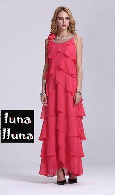 #vestidosdefiesta #ceremonia #boda #eventos #madrina www.lunalluna.com
