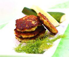 Recipe for Healthy Gluten-Free Diet: Gluten-free Zucchini Fritters