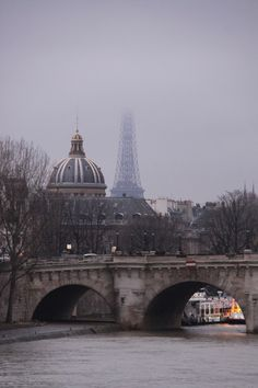 Pont Neuf in fog, Paris | Flickr - Photo Sharing!