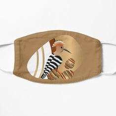 Hoopoe Bird, Make A Donation, Mask Design, Snug Fit, The Outsiders, Women's Fashion, Art Prints, Printed, Awesome