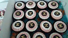 Sjieke cupcake