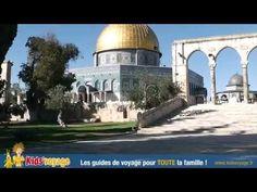 ▶ Kids'voyage - Trésors du globe - #26 Jérusalem, Israël et territoires Palestiniens - YouTube